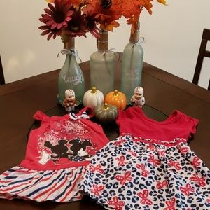 ***3/$10*** Disney and Healthtex Girls 3T Dresses